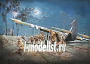 1356 Italeri 1/72 AS.51 HORSA Mk.I with BRITISH PARATROOPS