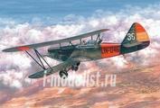 A033 Azur 1/72 Биплан Polikarpov R-Z