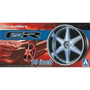 05393 Aoshima 1/24 Racing Hart Type CR 19inch