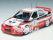 24203 Tamiya 1/24 Автомобиль Lancer Evo.V Wrc