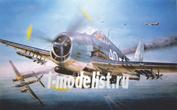 207266 Моделист 1/72 F6F
