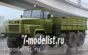 85510 HobbyBoss 1/35 Советский грузовой автомобиль КРАЗ-260
