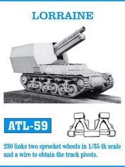 Atl-35-59 Friulmodel 1/35 Lorraine