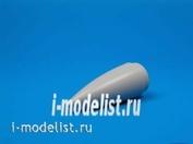 QB72 001 QuickBoost 1/72 Набор дополнений Su-27 Flanker B correct nose