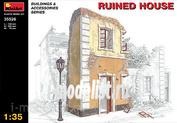 1/35 MiniArt 35526 Ruined house