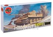 1308 Airfix 1/76 Tiger I Tank