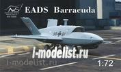 72029 Avis 1/72 Самолет EADS Barracuda