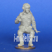 Mcf35163 MasterClub 1/35 Soviet soldiers, the driver of the BTR-70. Afghanistan