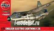 4054 Airfix 1/72 English Electric Lightning F.2A