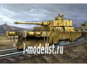 369 Trumpeter 1/35 немецкий противотанковый броневагон