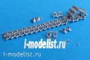 MTL-35039 MasterClub 1/35 Tracks inlaid iron T-37, T-38,