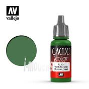 """72105 Vallejo Краска акриловая """"Game Color"""" Мутированный зеленый"""