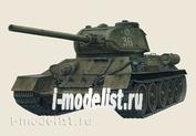 303507 Моделист 1/35 Советский средний танк Т-34-85