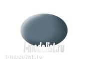36179 Revell Аква- краска серо-голубая матовая