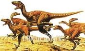 60105 Tamiya 1/35 Velociraptors