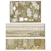 350204 Микродизайн 1/350 Набор фототравления для кораблей класса