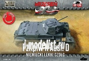 FTF012 First to Fight 1/72 Легкий танк Т-IID