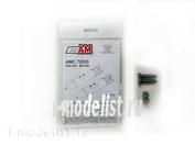 AMC72026 Advanced Modeling 1/72 РБК-500 БЕТАБ, разовая бомбовая кассета с бетонобойными боевыми элементами (в комплекте две РБК-500).