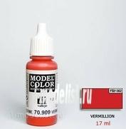70909 Краска акриловая `Model Color Киноварь/Vermillion