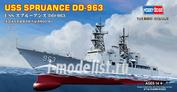 82504 HobbyBoss 1/1250 USS SPRUANCE DD-963