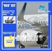 PAS-32002 PasModels 1/144 Набор дополнение к А-320