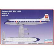 144139-6 Orient Express 1/144 Viscount 800 BEA old Aircraft
