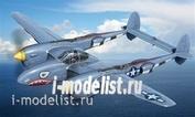 2681 Italeri 1/48 Самолет F-5E Lightning