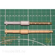 MM35172 Magic Models 1/35 120 mm mg253 barrel. Merkava Mk.IVM (MENG)
