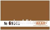 69046 Акан Коричнево-жёлтый - борта парусников