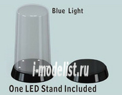 09863 Trumpeter Футляр с подсветкой (F84Х185 мм), Dome lights Showcase (f84X185mm)