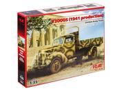 35411 ICM 1/35 Германский грузовой автомобиль, 1941 г., V3000S