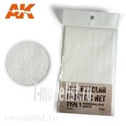 AK8061 AK Interactive Маскировочная сетка, тип 1: персонализированный белый