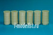 35D12 RB Model 1/35 6 x Barrel (200 l)