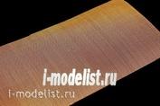 AH0052 Aurora Hobby Сетка латунная плетеная, ячейка 0,60 мм 10х20 см