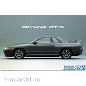 06143 Aoshima 1/24 Nissan BNR32 Skyline GT-R '89