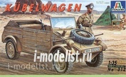 0312 Italeri 1/35 Автомобиль VW Typ 82 Kubelwagen