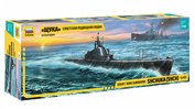 9041 Zvezda 1/144 Soviet submarine