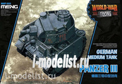 WWT-005 Meng German Medium Tank Panzer III