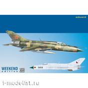 7455 Eduard 1/72 MiG-21PF Fighter
