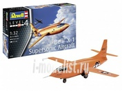 03888 Revell 1/32 Bell X-1 (1rst Supersonic)