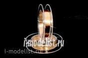 AH01071 Aurora Hobby Проволока медная эмалированная, диаметр 0.07 мм (10 метров)