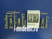 MCF35173 MasterClub 1/35 Немецкие солдаты, телефонисты. Первая Мировая Война