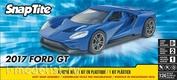 11987 Revell 1/24 2017 FORD GT CAR