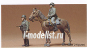35053 Tamiya 1/35 Немецкие кавалерист и пехотинец