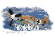 80224 HobbyBoss 1/72 Aircraft Bf109G-2/TROP