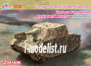 6819 Dragon 1/35 Sturmpanzer Ausf.I als Befehlspanzer (Umbau Fahrgestell Pz.Kpfw.IV Ausf.G)