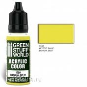 1780 Green Stuff World Акриловая краска цвет