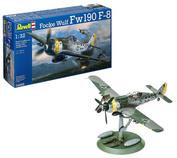 04869 Revell 1/32 Самолёт Focke Wulf Fw190 F-8