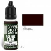 1831 Green Stuff World Акриловая краска цвет