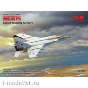 72178 ICM 1/72 MiGG-25ПУ, Советский учебный самолет
